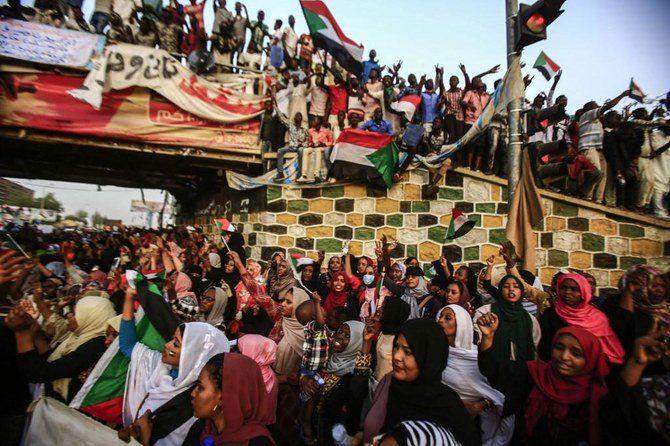 موافقت شورای نظامی سودان با سهیم شدن قدرت با غیرنظامیان