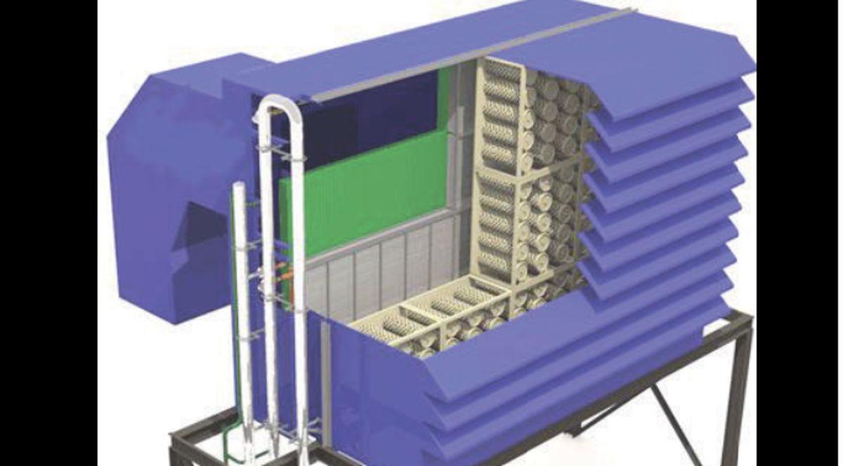 افزایش 10 مگاواتی ظرفیت تولید توربین گازی نیروگاه فولاد مبارکه
