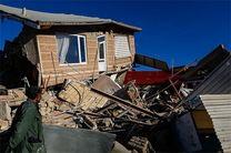 38 ساختمان و مقر انتظامی در زلزله اخیر کرمانشاه آسیبدیده است