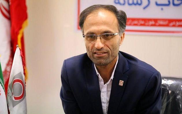 رشد 6.5 درصدی اهداکنندگان مستمر خون در مازندران