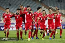 پخش زنده بازی فوتبال امید ایران و ازبکستان از شبکه سه سیما