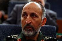 سردار حجازی به درجه رفیع  شهادت نائل آمد و به خیل عظیم شهیدان پیوست