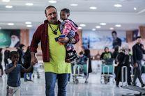 مهران احمدی جلوی دوربین پایتخت ۶ رفت