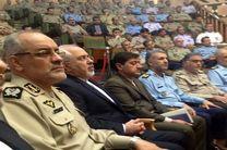 ظریف در دانشگاه فرماندهی و ستاد ارتش جمهوری اسلامی ایران سخنرانی کرد