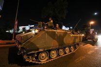 ۲۰۰ سرباز مقرهای نظامی را در آنکارا ترک کردند