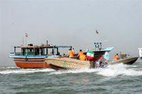 یک فروند شناور کالای قاچاق در ماهشهر توقیف شد