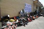 انهدام باند 7 نفره سارقان مغازه در بندرعباس