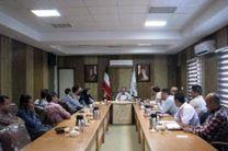 بیست و ششمین جلسه کمیته حفاری با شرکت مخابرات منطقه 6