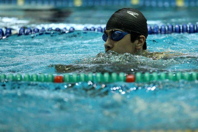 اصفهان قهرمان مسابقات شنای مسافت بلند کشور شد