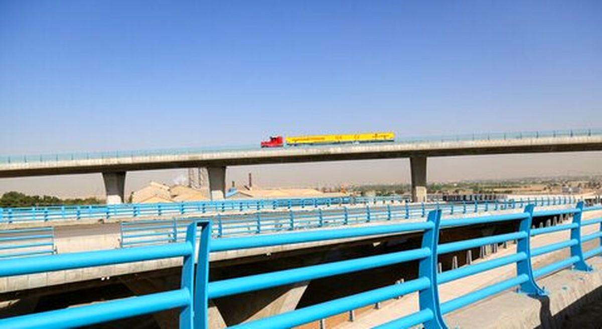 بازدید اهالی رسانه اصفهان از پل سردار شهید سلیمانی