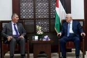 هیات بلند پایه حماس با محمود عباس دیدار کرد