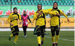 حضور 4 بانوی اصفهانی در رقابت های فوتبال بانوان جوانان آسیا