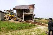 اجرای 70مورد قلع و قمع اراضی کشاورزی غیرمجاز در محمودآباد