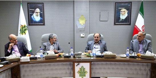 جلسه کارگروه وصول مطالبات بانک کشاورزی با حضور مدیرعامل و اعضای هیات مدیره برگزار شد
