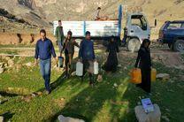 سوخت  زمستانی مورد نیاز عشایر خوزستان تامین شد