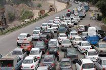 آخرین وضعیت ترافیکی جاده های منتهی به مرزهای غربی کشور