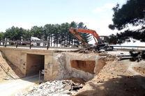 پیشرفت 70 درصدی ایمن سازی مقطع قلعه حکیم در مبارکه