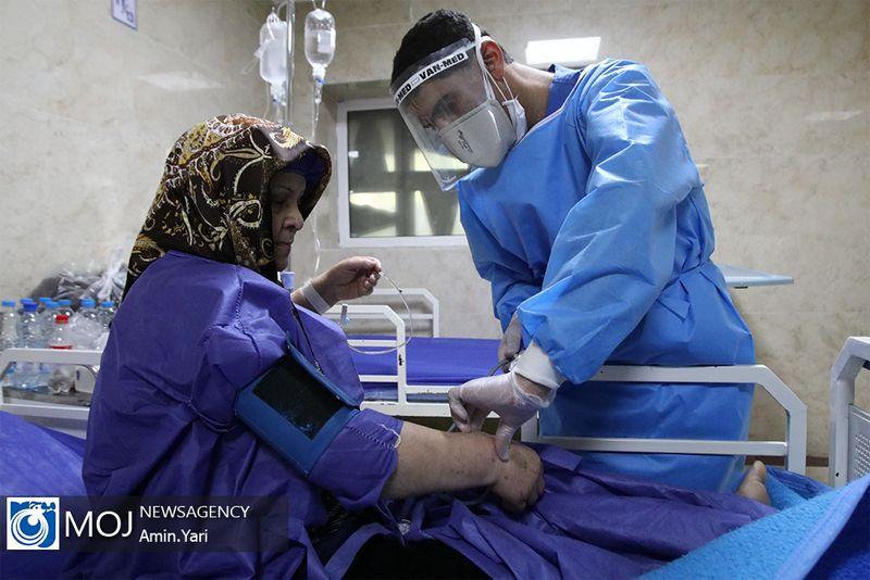 حمایت شهرداری تهران از کادر بیمارستان های درگیر کرونا
