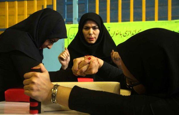 اعزام بانوان ایرانی به مسابقات بینالمللی مچاندازی