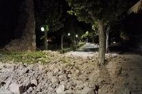 2 کشته و 200 مجروح در زلزله 6.7 ریشتری یونان