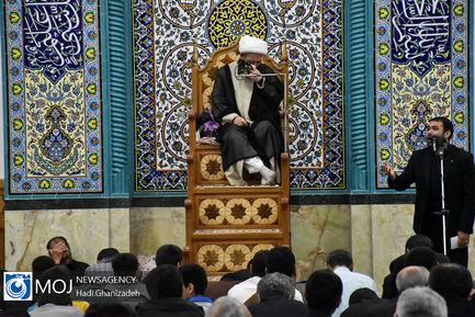 احیای شب بیست و سوم ماه مبارک رمضان در مهدیه اردبیل