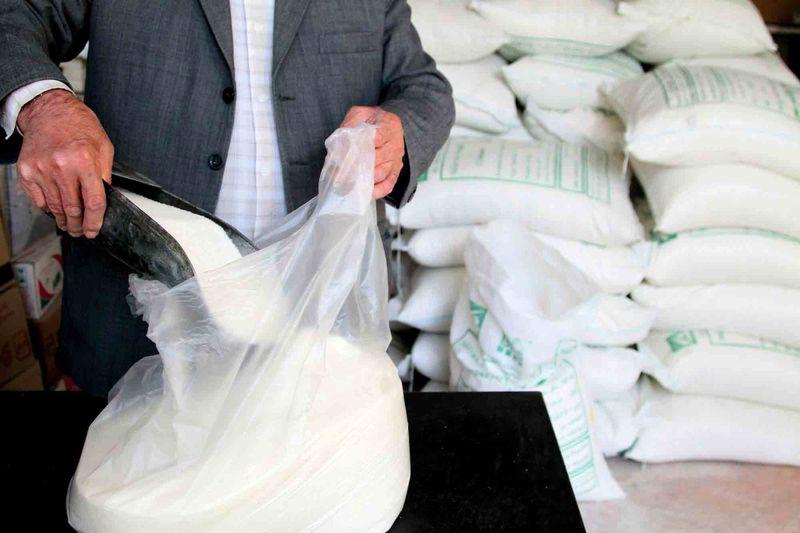 ۲۰ هزار تن شکر در ۳ روز گذشته به بازار عرضه شد