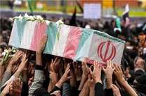 پیکر 14 شهید گمنام در خوزستان تشییع و به خاک سپرده میشود