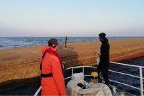 آخرین جزییات سانحه لندینگ کرافت «ریحان»/جستجو برای یافتن دو دریانورد مفقود ادامه دارد