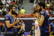 سعید معروف در تیم منتخب هفته سوم لیگ جهانی