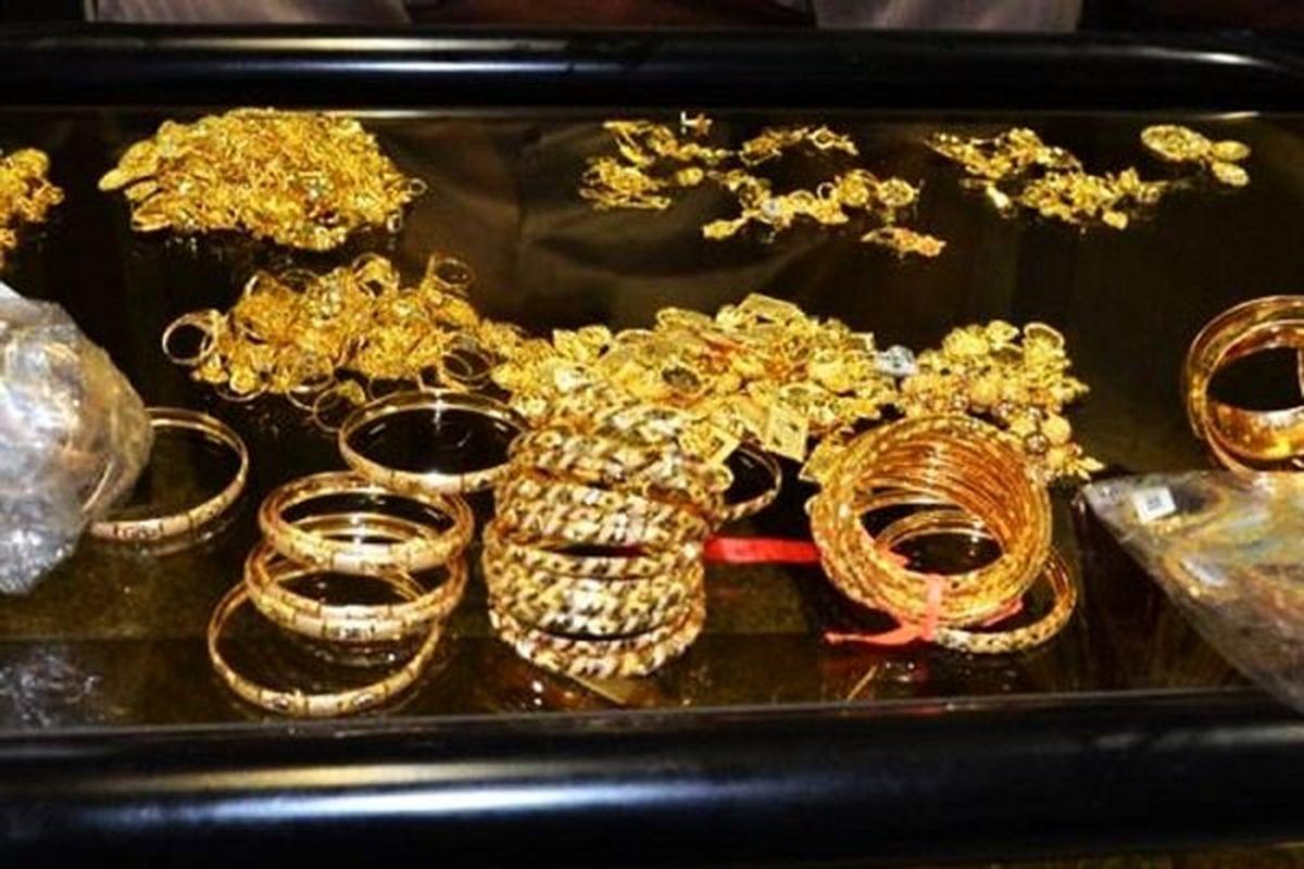 قیمت طلا ۱۸بهمن ۹۹/ قیمت طلای دست دوم اعلام شد