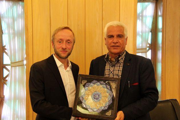 همکاری اصفهان و آلمان در بخش پزشکی و دارویی تقویت میشود