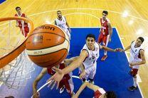 پیروزی بسکتبالیستهای امید برابر تیم هند