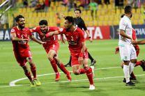نتیجه بازی پرسپولیس و الاهلی عربستان/ اولین برد پرسپولیس در لیگ آسیا