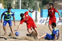 باخت خانگی شهریار ساری مقابل تیم شهید جهان نژادیان آبادان