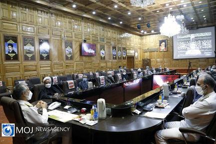 تجلیل از آزادگان سرافراز در ستاد فرماندهی کل ارتش