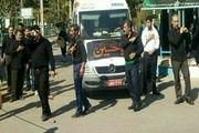 پوشش امداد - سلامت اورژانس در ایام محرم در اصفهان