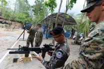 نیروهای آمریکایی در نزدیکی شهر «ماراوی» فیلیپین مستقر شدند