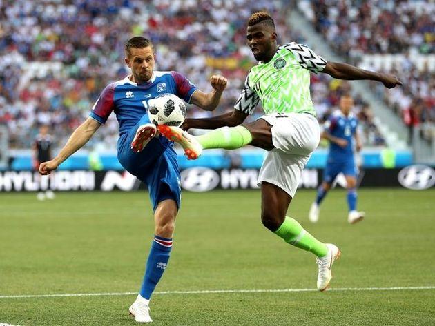 نتیجه بازی ایسلند و نیجریه در جام جهانی/  پیروزی نیجریه مقابل ایسلند