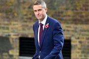وزیر دفاع جدید انگلیس معرفی شد