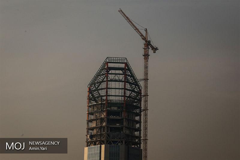 کیفیت هوای تهران در 31 فروردین ناسالم است
