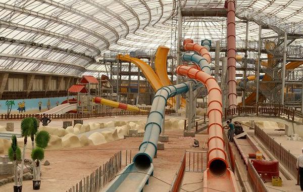 ضرورت سرمایه گذاری بخش خصوصی در بوستان غدیر قم