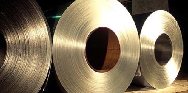 تولید اولین محموله ورق آجدار صادراتی در مجتمع فولاد سبا