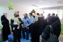 بازدید خبرنگاران لرستانی از مرکز نگهداری کودکان بیسرپرست