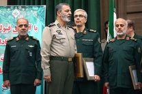 دو فرمانده ارتشی و سپاهی در ستاد کل نیروهای مسلح / دیدگاه «نقدی» و «امینی» در مورد انتصابات