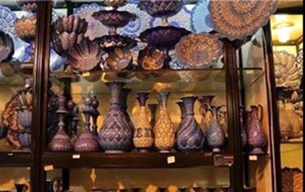 کشف صنایع دستی قاچاق در برخوار