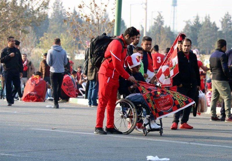 لحظه به لحظه با حواشی بازی برگشت پرسپولیس و کاشیما