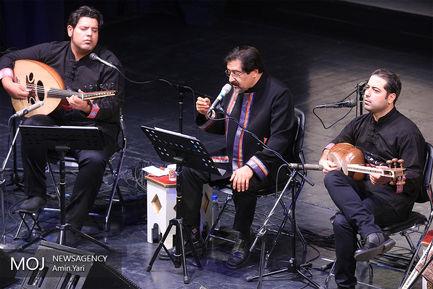 شب ششم جشنواره موسیقی فجر