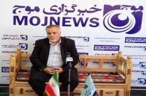 بازدید مدیر عامل سازمان آرامستان  های شهرداری اصفهان از دفتر خبرگزاری موج در اصفهان