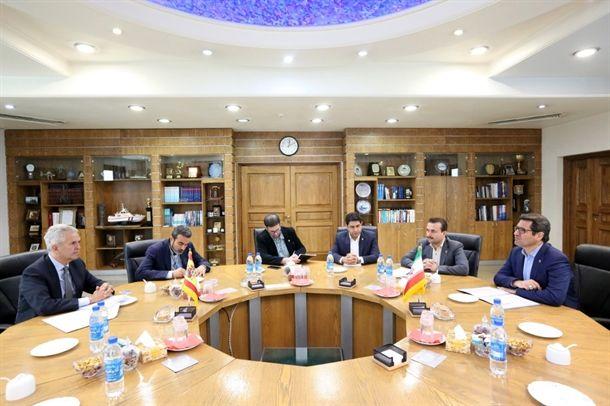 ایجاد کمیته مشترک دریایی و بندری بین ایران و اسپانیا