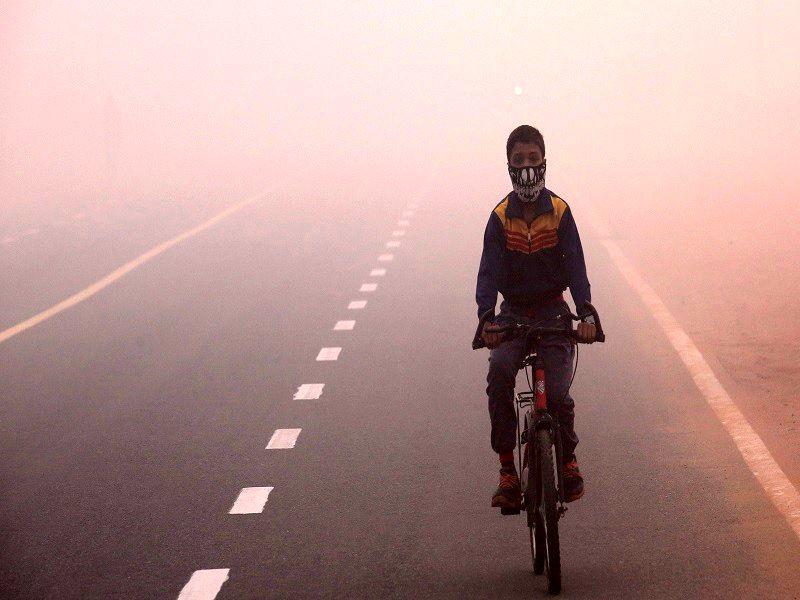 سالانه یک میلیون و 300 هزار نفر در هند بر اثر آلودگی هوا می میرند